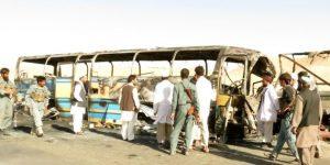 Accidente vial en Afganistán deja 36 personas muertas