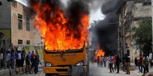 Detienen a 400 personas en Bangalore por conflictos con el agua