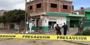 Mochilas explosivas aterrorizan comercios en Abasolo, Guanajuato