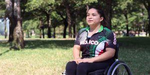 Roban bicicleta de 300 mil pesos a atleta paralímpica
