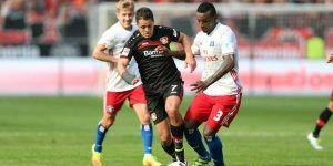 Asistencia de Chicharito en su regreso al Leverkusen