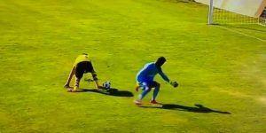 Video: hijo de Zidane comete otro error garrafal