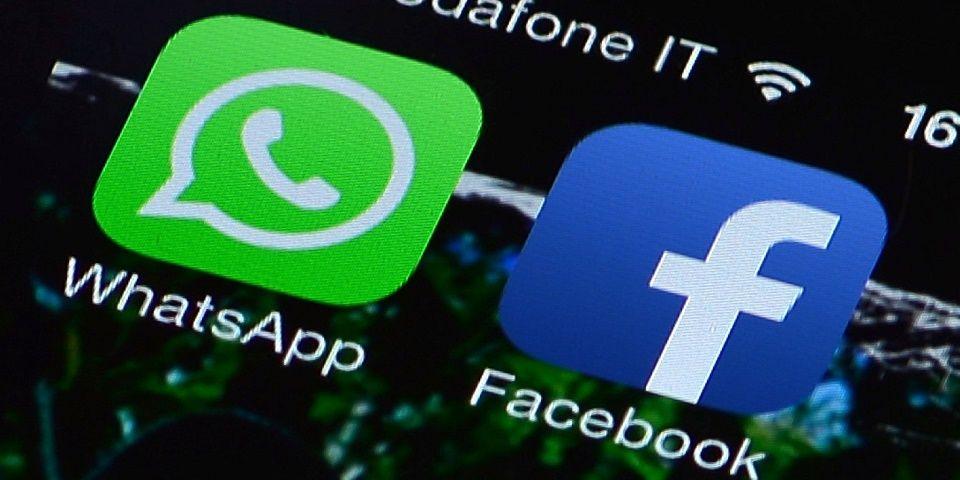 WhatsApp no compartirá datos con Facebook en Europa