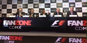 Anuncian la F1 Fanzone para el Gran Premio de México