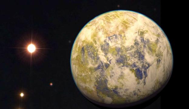 El superplaneta Gliese 832c se encuentra a solo 16 años luz, por lo que sería de los primeros investigados por vida inteligente. Foto de cnet