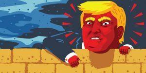 Llaman a votar contra Donald Trump