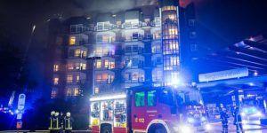 #Video Incendio en hospital de Alemania deja dos muertos