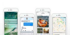Todas las novedades de iOS 10
