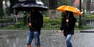 Frente frío 2 y la onda tropical 30 ocasionarán lluvias en todo el país