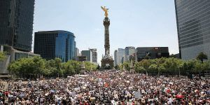 Habrá 5 manifestaciones este viernes en la Ciudad de México