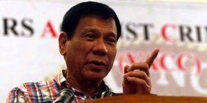 Presidente de Filipinas llamó 'hijo de ****' a Obama