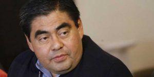 Miguel Barbosa renunciará al PRD