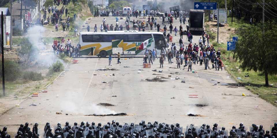 'Sin pruebas de responsabilidad de PF en caso Nochixtlán'