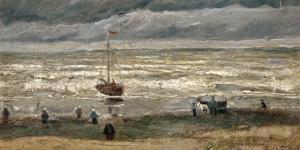 Recuperan dos cuadros de Van Gogh robados en 2002