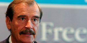 """Chamaquearon al presidente"": Vicente Fox"