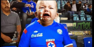 Los memes del Clásico Joven con la derrota de Cruz Azul