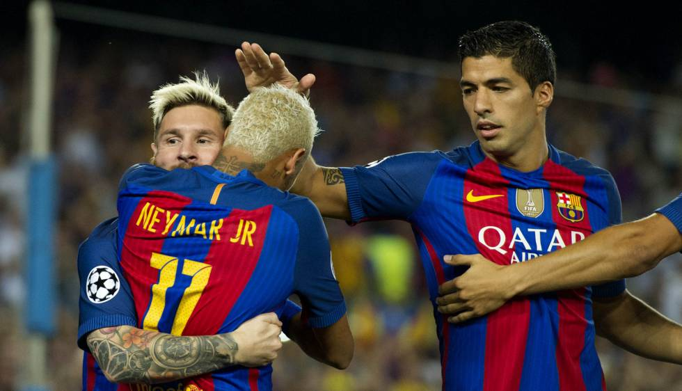 Neymar sería más caro que Messi y CR7, según estudio