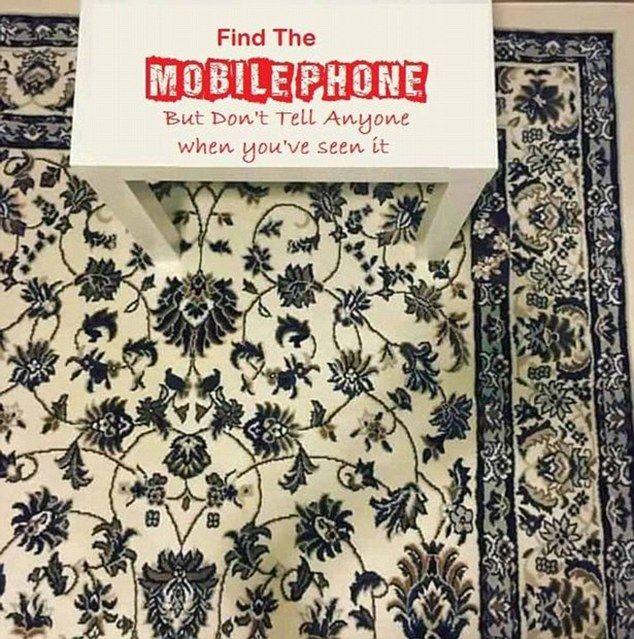 El reto del teléfono