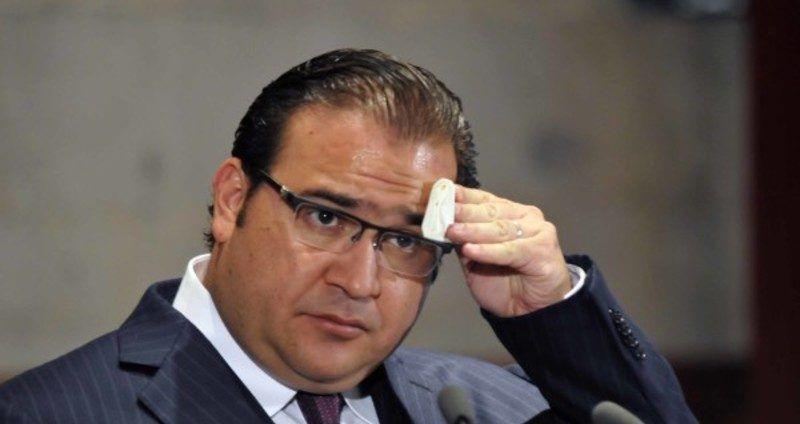 Javier Duarte dejó un legado de violencia en Veracruz. Foto de Milenio