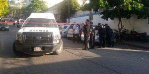 Matan a policía municipal afuera de la SSP de Acapulco