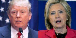 Clinton y Trump empatados en Florida
