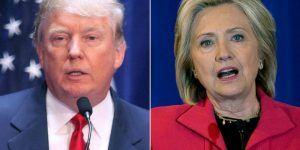 Clinton tiene ventaja de 5 puntos sobre Trump en nuevas encuestas