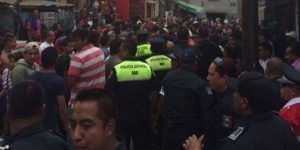 Habitantes de Acolman intentan linchar a tres personas
