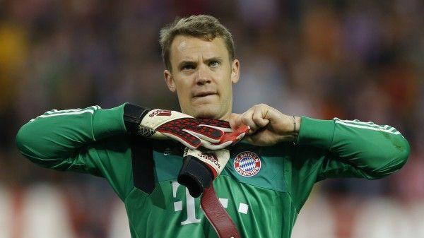 Manuel Neuer. Foto de AP