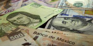 Dólar cierra jornada hasta en 19.46 pesos a la venta