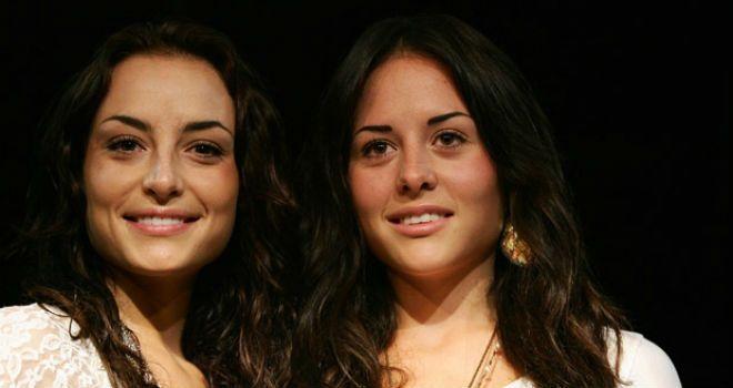 Zuria y Marimar, hijas de Gonzalo Vega. Foto de starMedia
