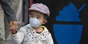 Uno de cada siete niños respira aire tóxico: UNICEF