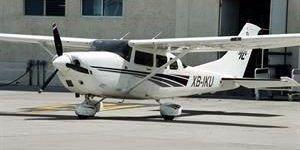 Desaparece avión pequeño en Nuevo León