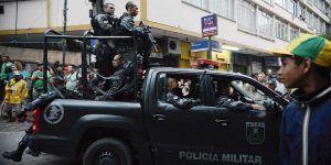Enfrentamiento entre policías y narcos en Brasil deja tres personas muertas