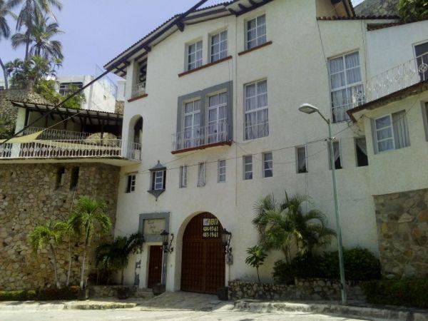 Casa de Juan Gabriel en Acapulco. Foto de Internet