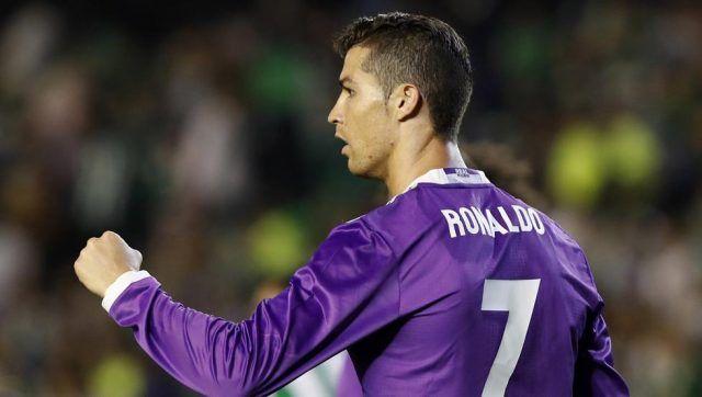 Cristiano Ronaldo. Foto de Internet