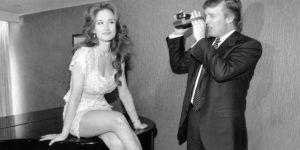 Aparecen al menos dos videos de Playboy de Donald Trump