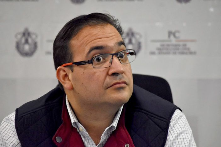 Cae Javier Duarte en Guatemala