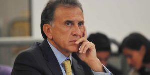 Duarte huyó en helicóptero de Veracruz: Yunes