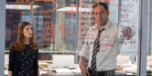 Cinta de Ben Affleck lidera la taquilla esta semana
