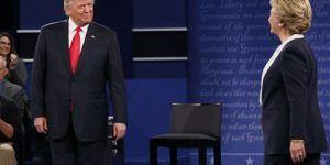 Donald Trump acusa a Clinton de haberse drogado antes del debate