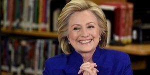 Clinton aventaja a Trump en las encuestas por más del 10 por ciento