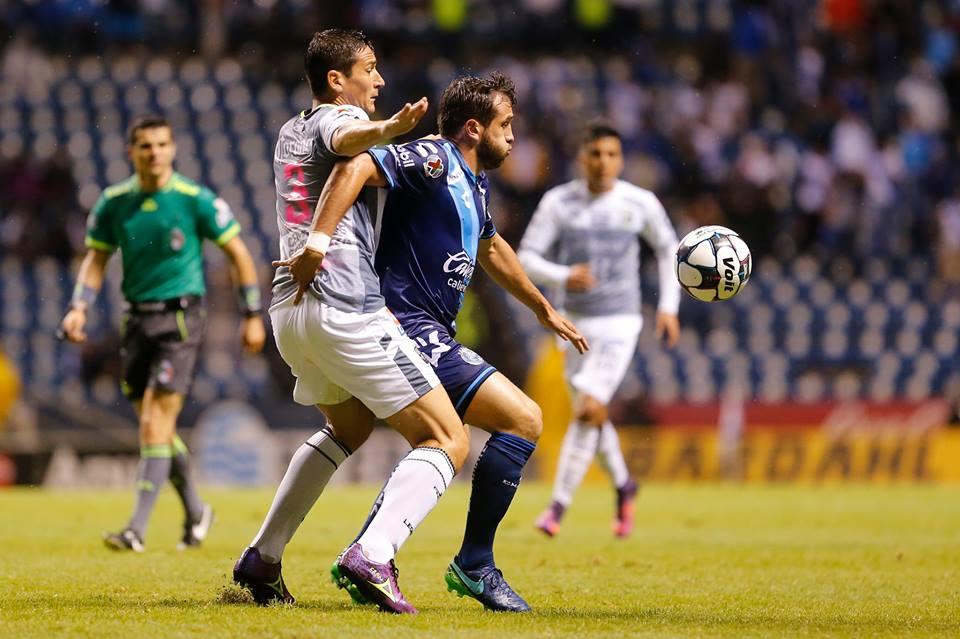 Club Puebla mantiene posibilidad de liguilla, empató 2-2 ante León