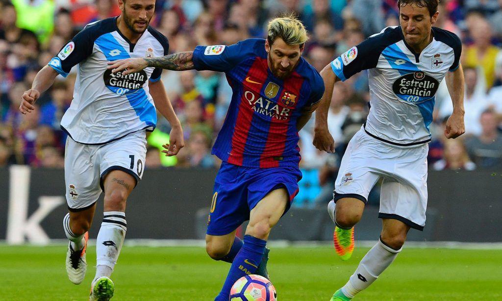 Lionel Messi. Foto de Getty