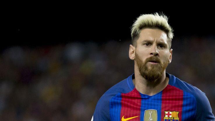 Lionel Messi. Foto de Internet