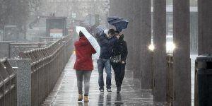Continuarán las lluvias en varios estados del país