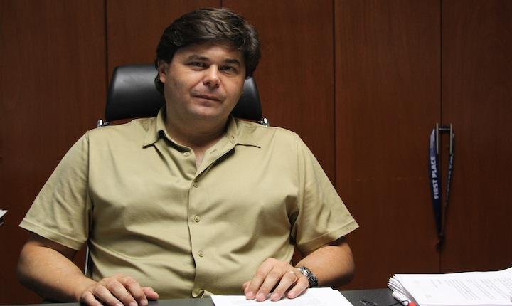 Nicolás Martellotto. Foto de Rayados