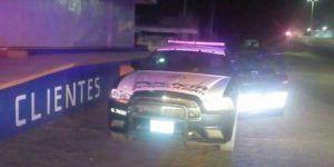 Detenido aprovecha descuido de policías y roba patrulla en Guadalajara