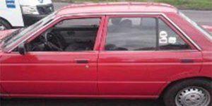 Policía frustra robo de auto en Iztapalapa