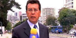 Corresponsal de Televisa retenido en Venezuela