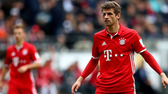Thomas Müller. Foto de European Football News